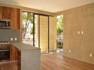 MOKALI Carpintería Residencial Balkon Gewapend beton Bont