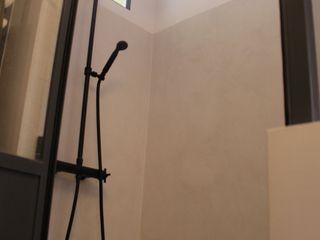 Beton Cire BETON2 Moderne Badezimmer Beton Beige