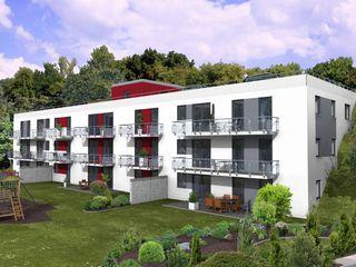 Mehrfamilienhaus als Kapitalanlage in Eberbach/Odenwald Immoservice Knopf Moderne Häuser