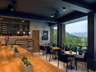 Arciete + Orillo Architects Gastronomy