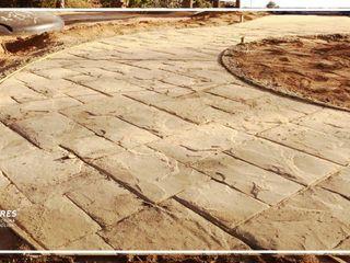 Rehabilitacion Parque Lineal Torres Arquitectos Proyecto y Construcción Pisos Concreto Beige