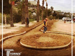 Rehabilitacion Parque Lineal Torres Arquitectos Proyecto y Construcción Pisos Madera Beige