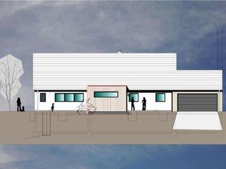 a r c h i t e k t u r b ü r o grimm 現代房屋設計點子、靈感 & 圖片