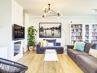 Decorando tu espacio - interiorismo y reforma integral en Madrid. Salas/RecibidoresSofás y sillones