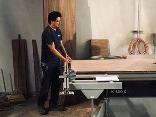 MOKALI Carpintería Residencial Inbouwkeukens