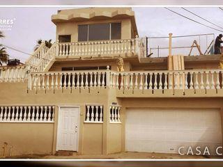 Remodelación Casa CH Torres Arquitectos Proyecto y Construcción Casas unifamiliares Concreto Beige