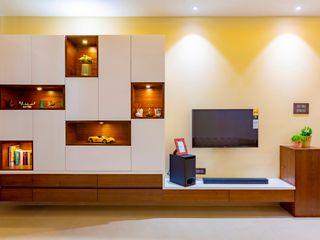 Olive Interiors 客廳沙發與扶手椅 合板 Grey