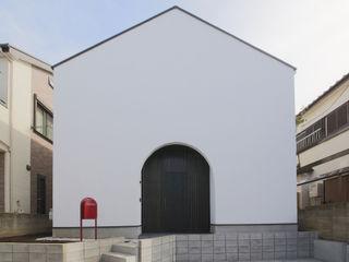 ピアノ室のある狭小住宅 OUCHI-29 石川淳建築設計事務所 狭小住宅