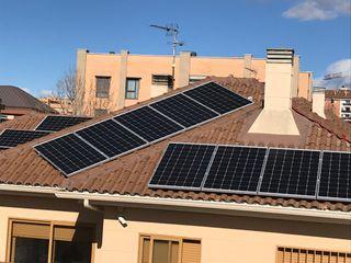 Instalación fotovoltaica ecoSOLAR