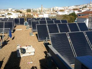 Mantenimiento placas termicas comunidad de vecinos ecoSOLAR