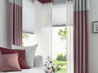 UNLAND International GmbH 窗戶與門窗戶裝飾品 布織品 Metallic/Silver