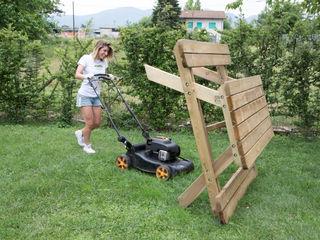 ONLYWOOD Garden Furniture Wood