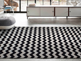 Colección Bazhars DiB (Tapetes decorativos) DiB México SalasAccesorios y decoración Textil Negro