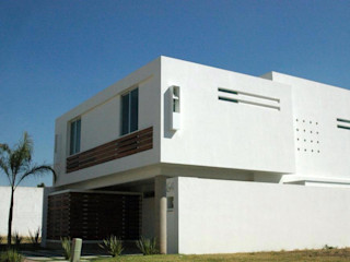 Taller A3 SC Single family home Wood White