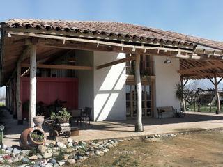 ALIWEN arquitectura & construcción sustentable - Santiago Colonial style house