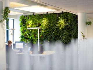 Neues Interior Design für Ihre Geschäftsräume Kaldma Interiors - Interior Design aus Karlsruhe Moderne Bürogebäude