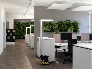 Moderne Büroeinrichtung für Ihr Unternehmen Kaldma Interiors - Interior Design aus Karlsruhe Ausgefallene Bürogebäude