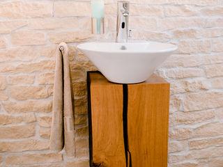 T-raumKONZEPT - Interior Design im Raum Nürnberg Ванна кімнатаРаковини Дерево