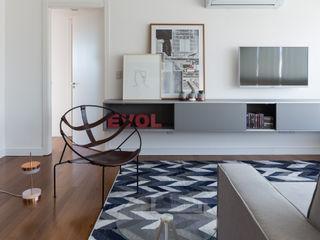 Johnny Thomsen Arquitetura e Design Salas de estilo minimalista