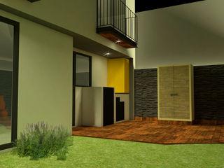 Creer y Crear. Arquitectura/Diseño/Construcción ロックガーデン