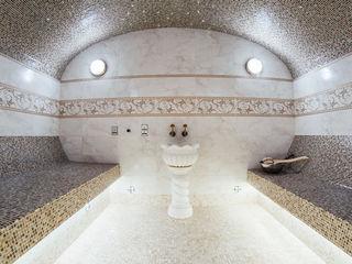 Çilek Spa Design Baños Turcos Cerámico Marrón