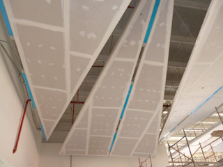 inter drywall Office spaces & stores