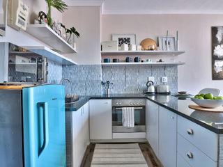 Perspectives City Views Studio Do Cabo Modern kitchen