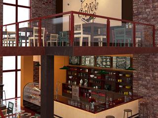 Lavoe Café Pragma - Diseño Espacios comerciales