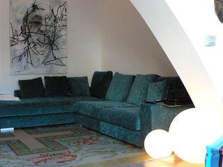 Estudio1403, COOP.V. Arquitectos en Valencia Livings de estilo ecléctico