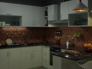 CrimsonViz Cucina attrezzata Verde
