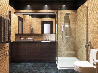 Irina Yakushina Casas de banho coloniais Bege