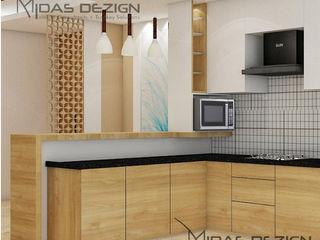 Midas Dezign Вбудовані кухні
