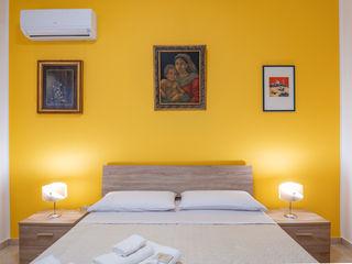 Una terrazza sul Golfo B&B Danilo Arigo Hotel in stile mediterraneo