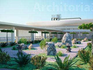 Architoria 3D Конференц-центри