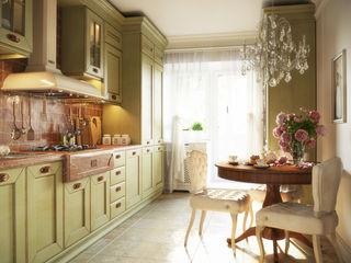 Irina Yakushina Cozinhas clássicas Verde