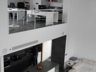 Estudio1403, COOP.V. Arquitectos en Valencia Livings de estilo moderno