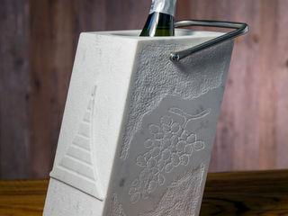 Viel Emozioine Pietra KitchenKitchen utensils Marble White