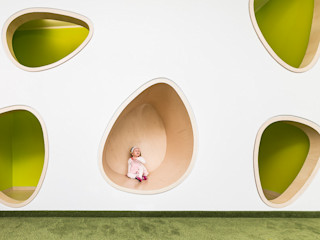 PORT pracownia i studio architektury 學校 Green