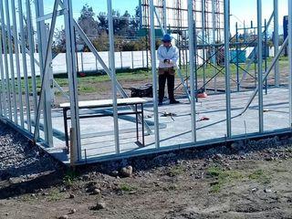 Piloto Belsaco San Bernardo Constructora CYB Spa Paredes y pisos modernos