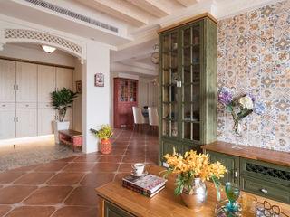 綠意盎然Sueño Color-Lotus Design 客廳