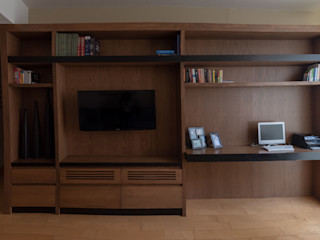 LEMONBE Ruang Keluarga Modern