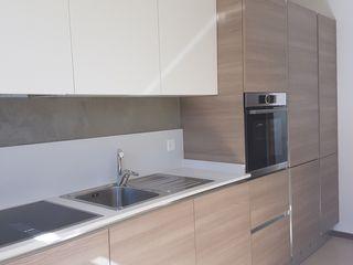 MARA GAGLIARDI 'INTERIOR DESIGNER' ห้องครัว