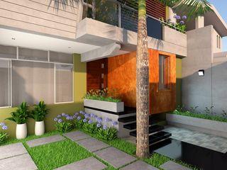 Remodelación - Casa Lozano Corporación Siprisma S.A.C Casas pequeñas