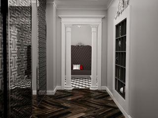 Irina Yakushina Corredores, halls e escadas clássicos