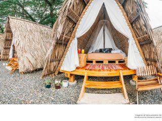 Selina Cancún Andrea Loya Hoteles de estilo tropical