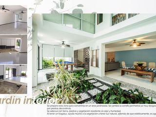 Casa en la zona hotelera Andrea Loya Jardines mediterráneos