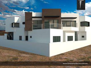 Departamentos Playitas Torres Arquitectos Proyecto y Construcción Condominios Concreto Blanco