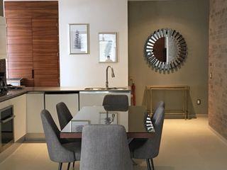 loft 268 - 504 DECO Designers Comedores modernos