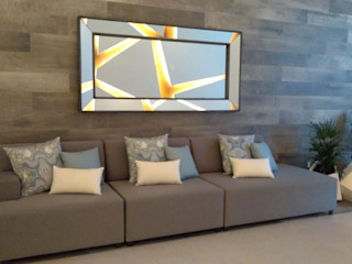 Areas Comunes Condominio Loft 268 DECO Designers Pasillos, vestíbulos y escaleras modernos