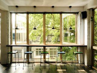 直方設計有限公司 Industrial style windows & doors